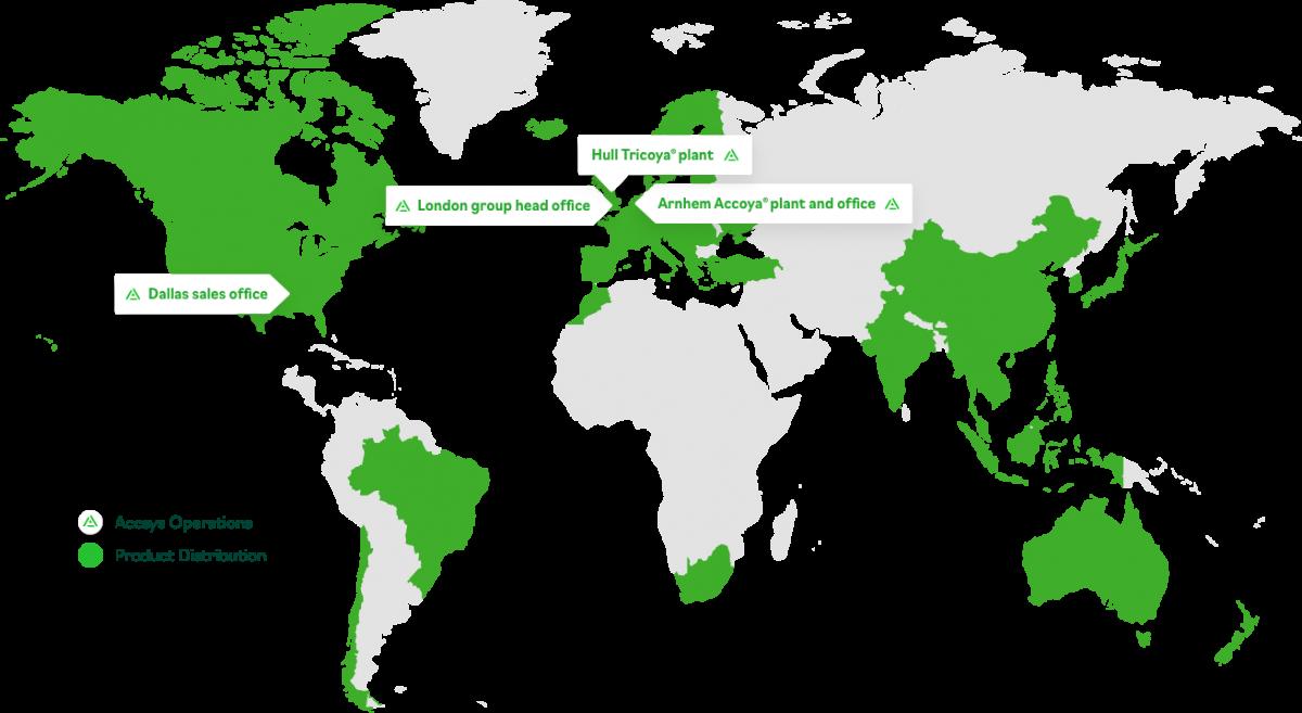 Accsys Global Reach