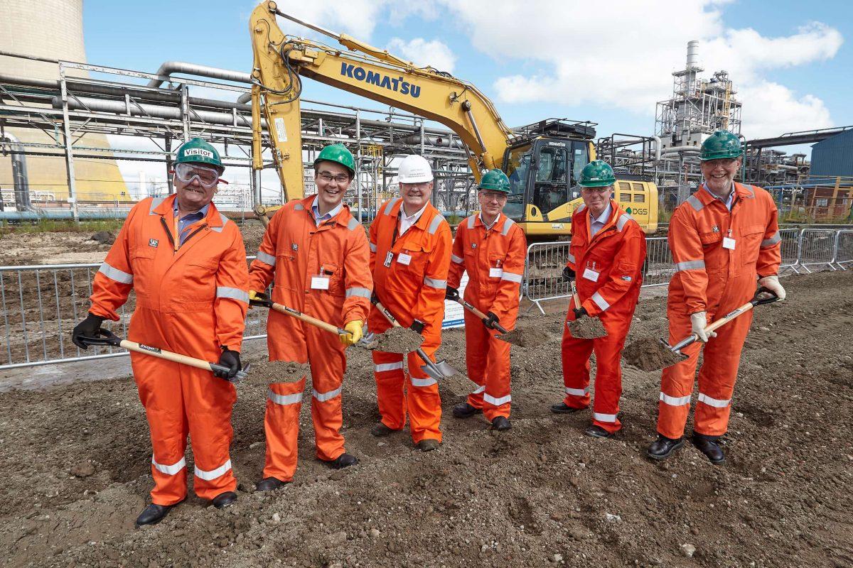 Tricoya Breaking Ground Hull