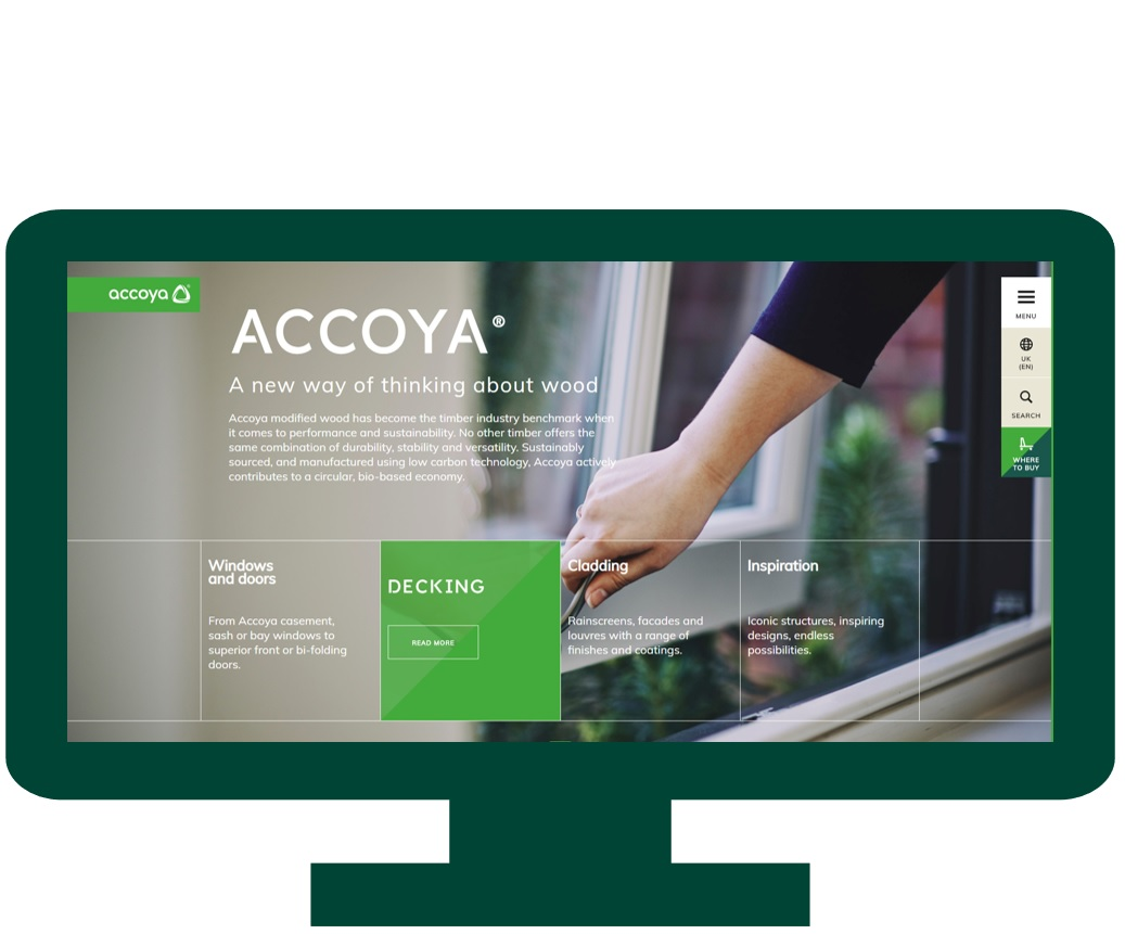 New Accoya® website launched