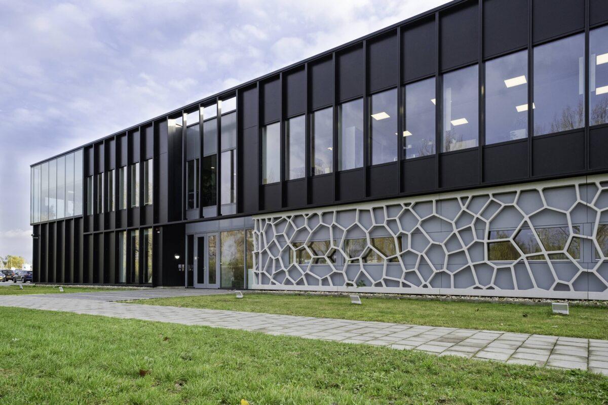 Accsys Accoya plant in Arnhem, Netherlands, 2020